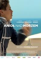 Un ange à la mer - Polish Movie Poster (xs thumbnail)