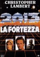 Fortress - Italian DVD cover (xs thumbnail)
