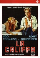 La califfa - Italian Movie Cover (xs thumbnail)