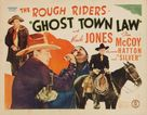 Ghost Town Law - Movie Poster (xs thumbnail)