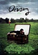 Oldboy - German Movie Poster (xs thumbnail)