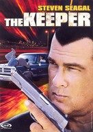 The Keeper - DVD cover (xs thumbnail)