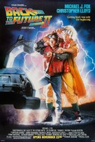 Back to the Future Part II - Advance poster (xs thumbnail)