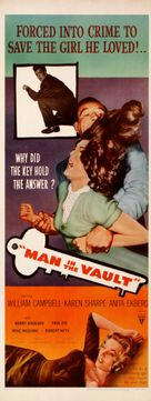 Man in the Vault - Movie Poster (xs thumbnail)
