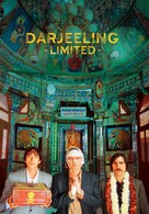 The Darjeeling Limited - Slovenian Movie Poster (xs thumbnail)