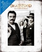 """Deadwood"" - Blu-Ray movie cover (xs thumbnail)"