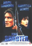 The Shooter - Dutch DVD movie cover (xs thumbnail)