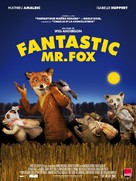 Fantastic Mr. Fox - French Movie Poster (xs thumbnail)