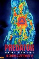 The Predator - Australian Movie Poster (xs thumbnail)
