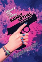 Barely Lethal - Teaser movie poster (xs thumbnail)