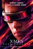X-Men: Dark Phoenix - Indonesian Movie Poster (xs thumbnail)