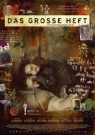 A nagy Füzet - German Movie Poster (xs thumbnail)