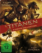 Wrath of the Titans - German Blu-Ray cover (xs thumbnail)