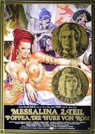 Poppea... una prostituta al servizio dell'impero - German Movie Poster (xs thumbnail)