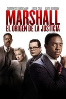 Marshall - Argentinian Movie Cover (xs thumbnail)