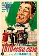Totò cerca casa - Italian Movie Poster (xs thumbnail)
