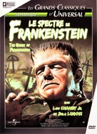 The Ghost of Frankenstein - French DVD cover (xs thumbnail)