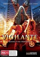 Vigilante - Australian DVD cover (xs thumbnail)