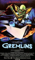 Gremlins - Argentinian Movie Poster (xs thumbnail)