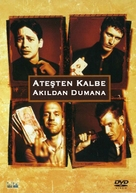 Lock Stock And Two Smoking Barrels - Turkish DVD movie cover (xs thumbnail)