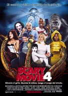 Scary Movie 4 - Argentinian Movie Poster (xs thumbnail)