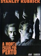 Killer's Kiss - Brazilian DVD movie cover (xs thumbnail)