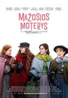 Little Women - Lithuanian Movie Poster (xs thumbnail)