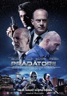 Marauders - Romanian Movie Poster (xs thumbnail)