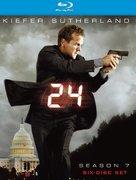 """""""24"""" - Blu-Ray cover (xs thumbnail)"""