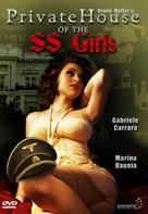 Casa privata per le SS - German DVD cover (xs thumbnail)