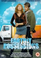 Earthly Possessions - British poster (xs thumbnail)