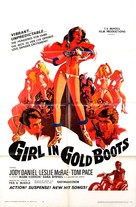 Girl in Gold Boots - Movie Poster (xs thumbnail)