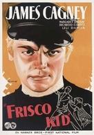 Frisco Kid - Swedish Movie Poster (xs thumbnail)