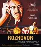 The Conversation - Czech Blu-Ray movie cover (xs thumbnail)