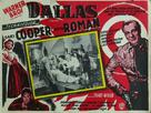 Dallas - Mexican Movie Poster (xs thumbnail)