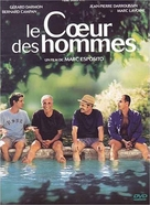 Le coeur des hommes - French DVD cover (xs thumbnail)