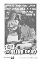 La noche del terror ciego - Movie Poster (xs thumbnail)