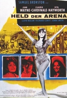 Circus World - German Movie Poster (xs thumbnail)