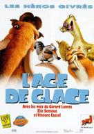 Ice Age - French Movie Poster (xs thumbnail)