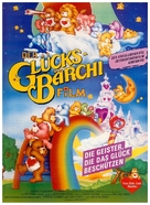 The Care Bears Movie - German Movie Poster (xs thumbnail)