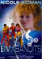 BMX Bandits - French Movie Cover (xs thumbnail)
