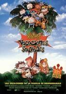 Rugrats Go Wild! - Spanish Movie Poster (xs thumbnail)