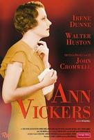 Ann Vickers - Spanish Movie Cover (xs thumbnail)