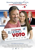 Swing Vote - Spanish Movie Poster (xs thumbnail)