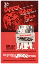 Dr. Jekyll and Sister Hyde - Movie Poster (xs thumbnail)