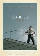 A Serious Man - Norwegian Movie Poster (xs thumbnail)