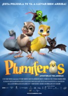 Plumíferos - Aventuras voladoras - Spanish Movie Poster (xs thumbnail)