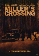 Miller's Crossing - DVD movie cover (xs thumbnail)