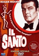 """The Saint"" - Italian DVD movie cover (xs thumbnail)"