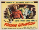 Prairie Roundup - Movie Poster (xs thumbnail)